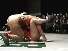 blonde asian fetish group lesbian sport tattoo wrestling