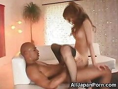 big cock hardcore asian brunette close up japanese