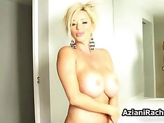 blonde masturbation softcore solo