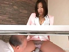 shaved asian fingering masturbation orgasm teasing