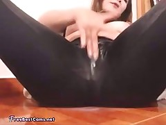 asian legs orgasm squirt yoga