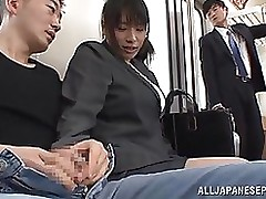 insatiable japanese milf hana haruna amusing group hardcore public sex