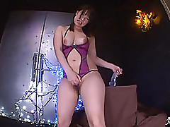 sex tool doing fishnet stocking percussion shinohara hardcore milf toys