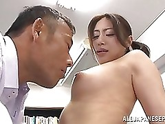 hungry office girl kaori enjoys heartless fuck plow blowjob hardcore