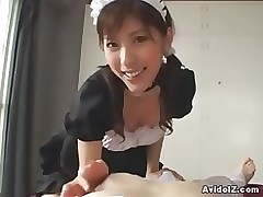 lewd japanese household slave unsurpassed facefucking uncensored asian babe blowjob