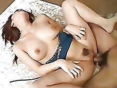 spectacular boobsy japanese milf gentile creampied busty cunt