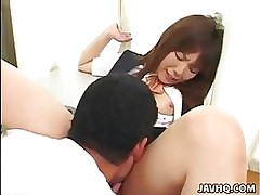 wild japanese doll yuki hirai screwed school classroom asian boobs