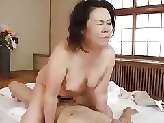 sixtieth birthday jukuhaha solder debut shock asian grannies japanese matures