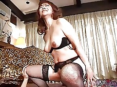 japanese mama son part unsencored asian hardcore stockings