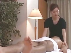 fellatio later japanese massage asian blowjob brunette handjob