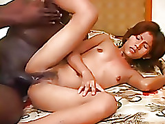 heavy brown sleeps chinese ebony fucks asian