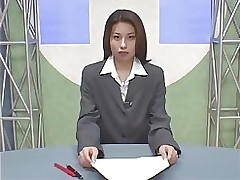 japanese newsreader fucking asian public nudity